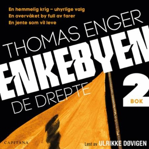 Enkebyen 2 (lydbok) av Thomas Enger