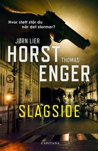 Slagside (ebok) av Jørn Lier Horst, Thomas En