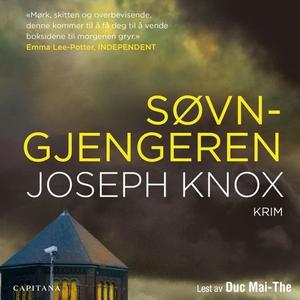 Søvngjengeren (lydbok) av Joseph Knox