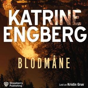 Blodmåne (lydbok) av Katrine Engberg