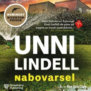 Nabovarsel (lydbok) av Unni Lindell