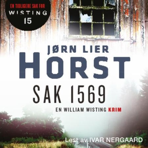 Sak 1569 (lydbok) av Jørn Lier Horst