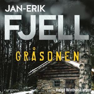 Gråsonen (lydbok) av Jan-Erik Fjell