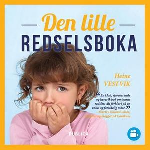 Den lille redselsboka (lydbok) av Heine Vestv