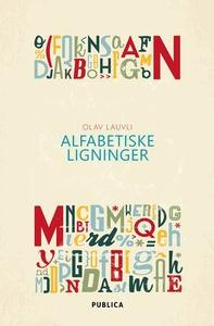 Alfabetiske ligninger (ebok) av Olav Lauvli