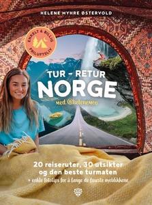 Tur-retur Norge med @helenemoo (ebok) av Hele