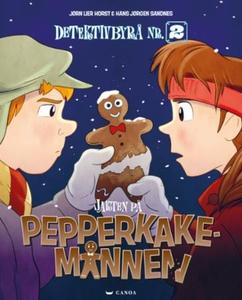 Jakten på Pepperkakemannen (ebok) av Jørn Lie