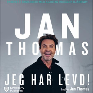 Jeg har levd! (lydbok) av Jan Thomas og Kjart