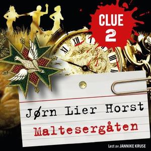 Maltesergåten (lydbok) av Jørn Lier Horst