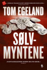 Sølvmyntene (ebok) av Tom Egeland