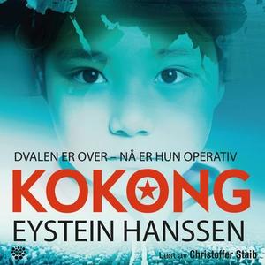 Kokong (lydbok) av Eystein Hanssen