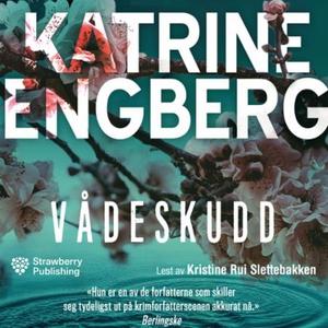 Vådeskudd (lydbok) av Katrine Engberg