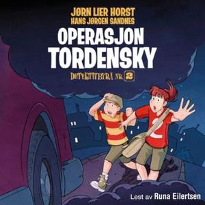 Operasjon Tordensky (lydbok) av Hans Jørgen S
