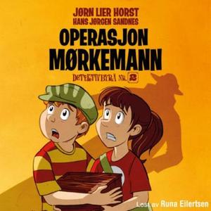 Operasjon Mørkemann (lydbok) av Hans Jørgen S