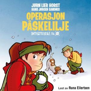 Operasjon Påskelilje (lydbok) av Hans Jørgen