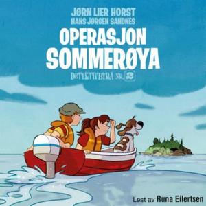 Operasjon Sommerøya (lydbok) av Hans Jørgen S