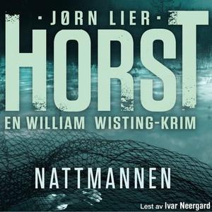 Nattmannen (lydbok) av Jørn Lier Horst