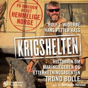 Krigshelten (lydbok) av Rolf J. Widerøe, Hans