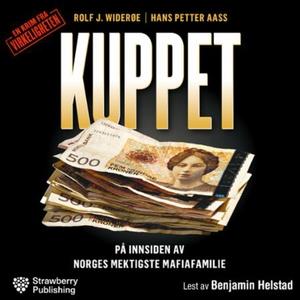 Kuppet (lydbok) av Rolf J. Widerøe, Hans Pett