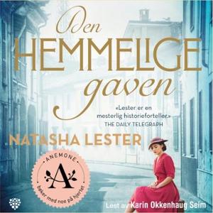 Den hemmelige gaven (lydbok) av Natasha Leste