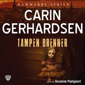 Tampen brenner (lydbok) av Carin Gerhardsen
