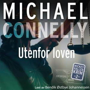 Utenfor loven (lydbok) av Michael Connelly