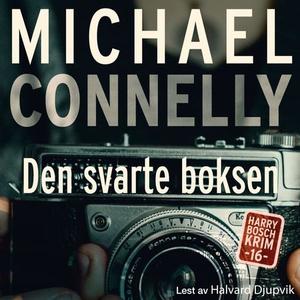 Den svarte boksen (lydbok) av Michael Connell