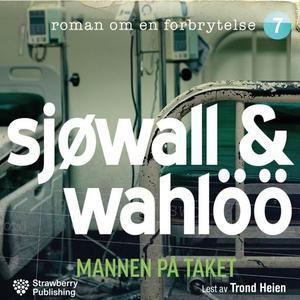 Mannen på taket (lydbok) av Maj Sjöwall, Per