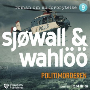 Politimorderen (lydbok) av Maj Sjöwall, Per W