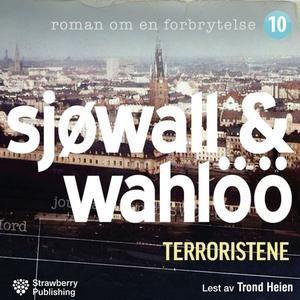Terroristene (lydbok) av Maj Sjöwall, Per Wah