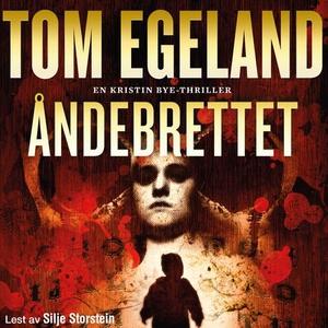 Åndebrettet (lydbok) av Tom Egeland