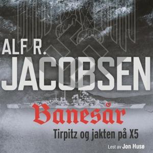 Banesår (lydbok) av Alf R. Jacobsen