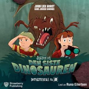 Jakten på den siste dinosauren (lydbok) av Jø