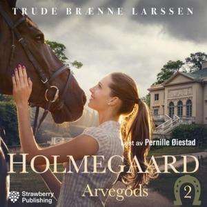 Arvegods (lydbok) av Trude Brænne Larssen