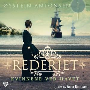 Kvinnene ved havet (lydbok) av Øystein Antons