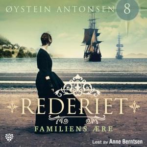 Familiens ære (lydbok) av Øystein Antonsen