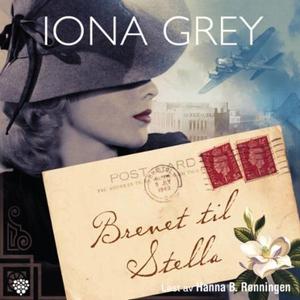 Brevet til Stella (lydbok) av Iona Grey