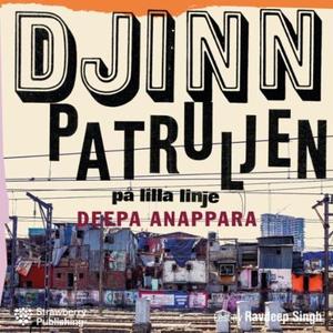 Djinn-patruljen på lilla linje (lydbok) av De