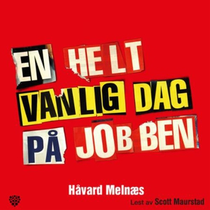 En helt vanlig dag på jobben (lydbok) av Håva