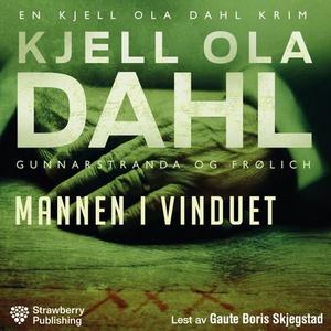 Mannen i vinduet (lydbok) av Kjell Ola Dahl