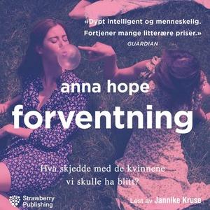 Forventning (lydbok) av Anna Hope