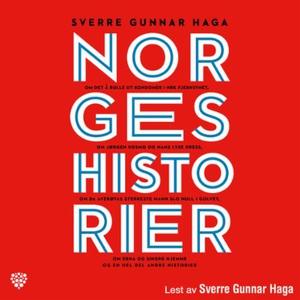Norgeshistorier (lydbok) av Sverre Gunnar Hag