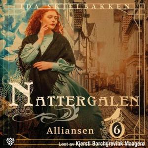 Alliansen (lydbok) av Ida S. Skjelbakken