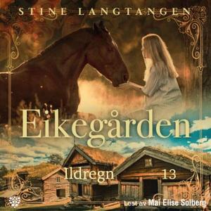 Ildregn (lydbok) av Stine Langtangen