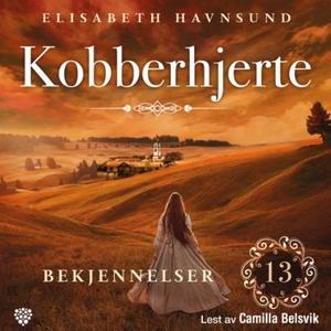 Bekjennelser (lydbok) av Elisabeth Havnsund