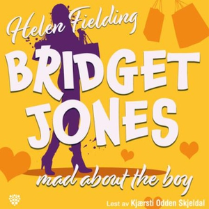Bridget Jones (lydbok) av Helen Fielding