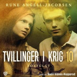 Forfulgt (lydbok) av Rune Angell-Jacobsen