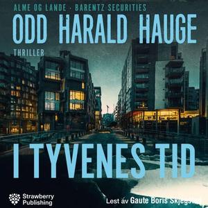 I tyvenes tid (lydbok) av Odd Harald Hauge