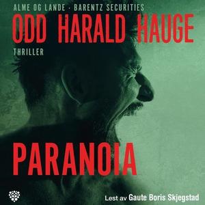 Paranoia (lydbok) av Odd Harald Hauge