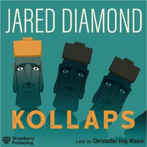 Kollaps (lydbok) av Jared Diamond